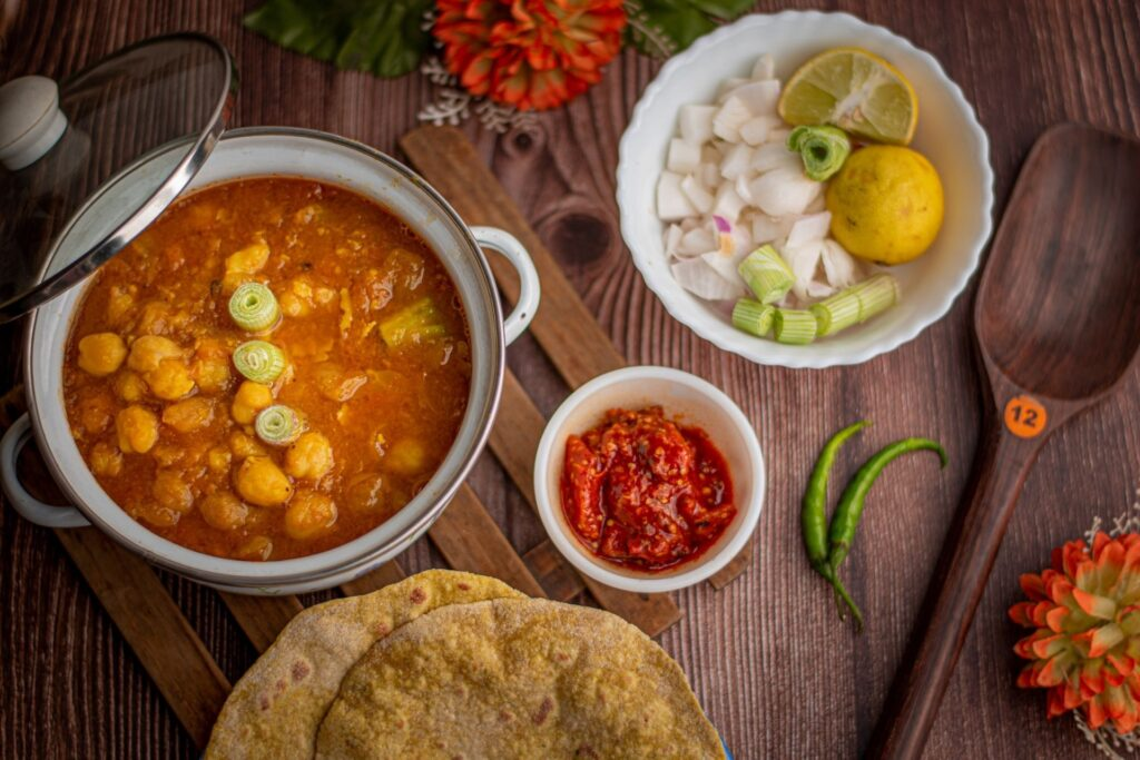 Availability of Indian Cuisine in Mauritius